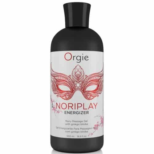 Gel Nuru Massage Energisant